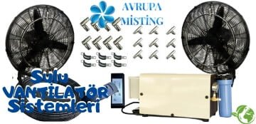 sulu vantilatör sistemleri