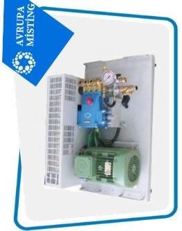 yüksek basınç sisleme pompaları