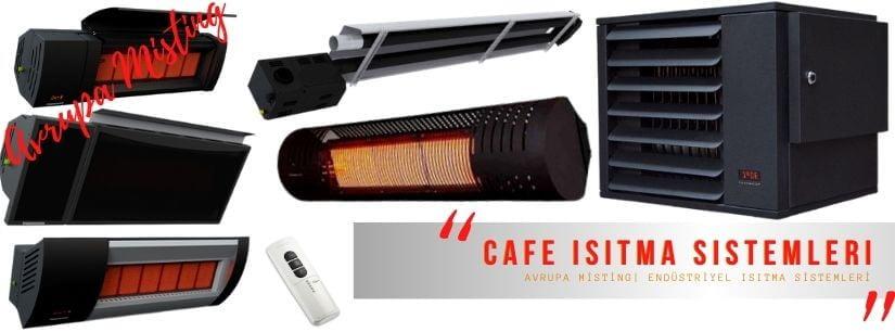 cafe isitma sistemleri Avrupa Misting