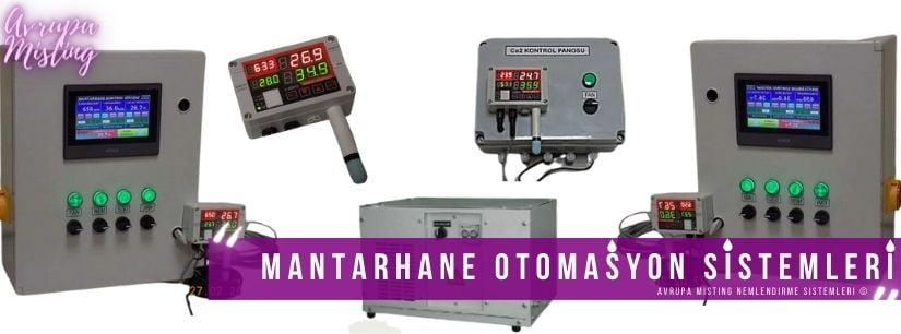 Mantarhane otomasyon sistemleri